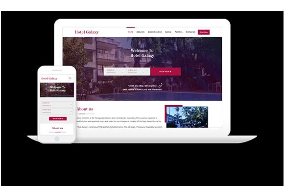 hotel-website
